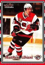 2001-02 Ottawa 67s #10 Matthew Albiani