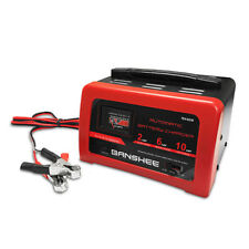 10/6/2 Amp 12 Volt Battery Charger & Engine Starter Car Vehicle