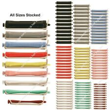 Perm Rods Rollers Curlers Hairdressing Hair Pro PACK OF 12. We Stock ALL SIZES