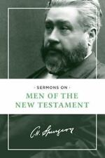 Sermons on Men of the New Testament by Charles Spurgeon (2016, Paperback)