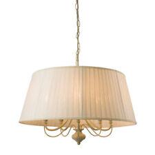 Artículos de iluminación de techo de interior Endon Lighting color principal blanco de acero