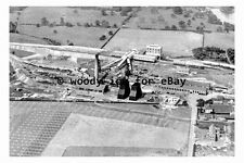 pt9361 - Firbeck Colliery , Aerial View , Nottinghamshire - photograph