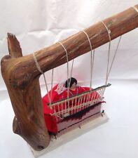 Navajo Rug Weaving Doll