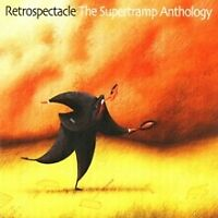 Supertramp Retrospectacle The Supertramp Anthology Remastered 2 CD NEW