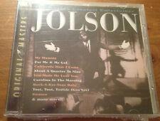 Al Jolson World's Greatest Entertainer CD import Australia 25 tracks sealed 1999