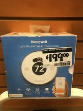 Honeywell Lyric Round Wi-Fi Thermostat - Second Generation - RCH9310WF5003/W