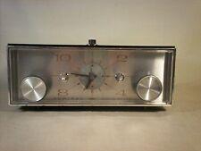 Vintage Admiral Solid State AM FM Clock Radio