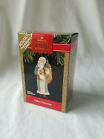 Hallmark Keepsake Ornament Magic Flickering Light - Father Christmas 1991