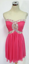 WINDSOR Pink Homecoming Party Prom Dress 13 - $90 NWT