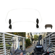 Motorcycle Transparent Windscreen Risen Windshield Spoiler Deflector For XADV