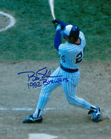 1982 BREWERS Bob Skube signed 8x10 photo w/ '82 Brewers AUTO Autograph Milwaukee