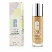 Clinique Beyond Perfecting Foundation & Concealer - # 18 Sand (M-N) 30ml