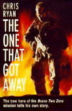 The One That Got Away, By Chris Ryan,in Used but Acceptable condition