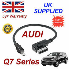 AUDI Q7 Series AMI MMI 4F0051510H MP3 PHONE MINI USB Cable replacement