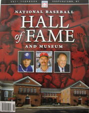 2011 Yearbook Baseball Hall of Fame