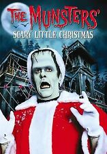 NEW,  THE MUNSTERS SCARY LITTLE CHRISTMAS, DVD