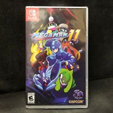 Mega Man 11 (Nintendo Switch) BRAND NEW / Region Free / Megaman