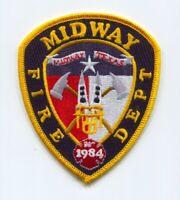Grand Prairie Fire Rescue Department Patch Texas TX