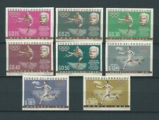 LATIN AMERICA - PARAGUAY - 1963 MI 1168 à 1175 -  TIMBRES NEUFS** MNH LUXE