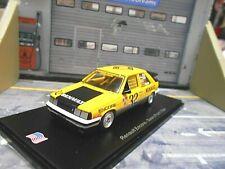 RENAULT 11 Encore Turbo Racing Sears Point 1984 #32 Archer Touringca Spark 1:43