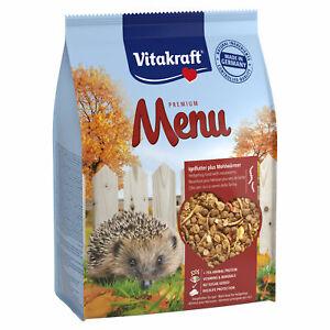 VITAKRAFT Igelfutter 2,5kg - Trockenfutter für Igel - Futter Nahrung Wildtiere