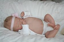 Reborn baby girl LiL Treasures Laura Lee Eagles Sold out Limited Edition of 800