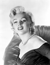 260 MARILYN MONROE Black & White 8.5 x 11 Glossy Picture Photo  NOT 8 X 10