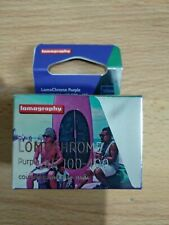 Lomography Lomochrome Purple XR 100-400  35mm Film 2018 formula 36 exp C-41