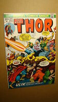 THOR 211 *VF/NM 9.0* VS ULIK 1973 ODIN LOKI BRONZE AGE MARVEL