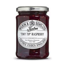 Tiptree Tiny Tip Raspberry  Conserve (2 Jars x340g) Quality English Jam
