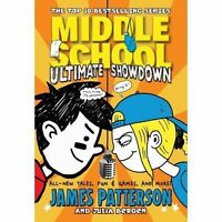 Middle School: Ultimate Showdown: (Middle School 5), Patterson, James, Very Good