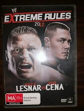 Extreme Rules 2012 - WWE DVD