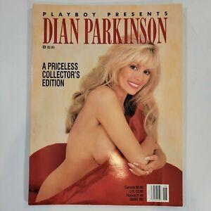 Playboy Presents Dian Parkinson Men's Magazine Collectors Edition 1993
