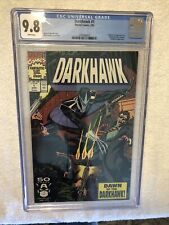 Darkhawk (1991) # 1 (CGC 9.8) | 1st Full App Darkhawk