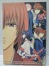 Rurouni Kenshin Samurai X Trust Betrayal Reflection Anime DVD Thin Box