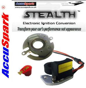 Morris Ital 1.7 Accuspark Electronic conversion kit ignition Kit8