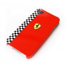 Ferrari CG formula 1 Hard Case carcasa apple iphone 4 4s bolso Faceplate rojo Red