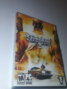 Saints Row 2 - PC Complete With Booklet And Key Inside.