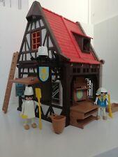 Playmobil 3441 v2 - Medieval Bakery / Bäckerei in OVP (klicky, klick-box)