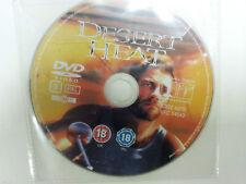 Desert Heat DVD R2 PAL - 2000 Film Jean Claude Van Damm - DISC ONLY