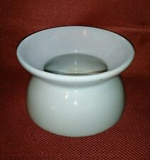 Vintage Hall Spittoon Cuspidor Ceramic Collectible Heavy Duty