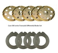 Case Replacement Differential Brake Disc Kit fits 580E, 580SE, 580K & More