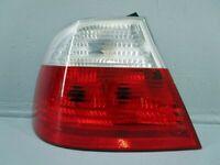 BMW E46 Coupe Luce Posteriore Fanale Esterno SX 8383825 257021L Originale