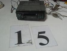 ALPINE STEREO CASSETTE PLAYER Deck head unit tdm-7580j