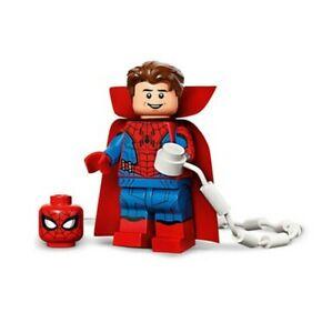 Lego zombie hunter spidey marvel studios minifigures series unopened new sealed