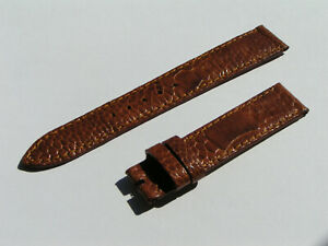 Jaeger-LeCoultre JLC BAND STRAP BROWN 16MM 16/14 70/110 NEW I1058