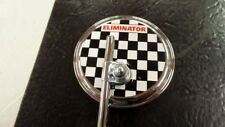 Bicycle Checkered Racing Flag MIRROR for Murray Eliminator Banana Muscle Bike