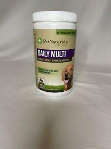 Pet Naturals - Daily Multi - Daily Multivitamin150 Bite Chews Dogs