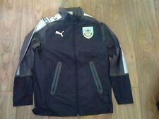 burnley fc waterproof jacket football shirt