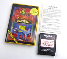 Atari 2600 Jeu de neuf dans sa boîte -- Kung Fu Master (HES) -- Jeux Cart Giocchi